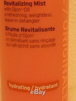 Ojon Revitalizing-Hydrating Mist Original Formula Detangler 16.9 oz JUMBO SIZE