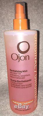 Ojon Revitalizing Mist Original Formula Leave-in Detangler 95% full 16.9 fl oz