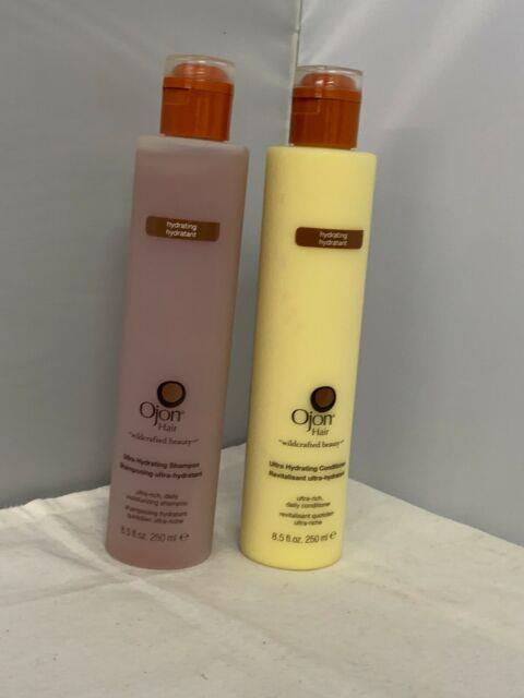 Ojon Ultra Hydrating Shampoo & Conditioner Set 8.5 Oz 2 Pcs. New Free Shipping