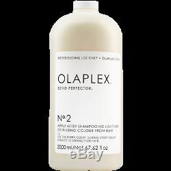 Olaplex 2 No 2 Bond Perfector 67.62 oz / 2000 ml Authentic. From olaplex