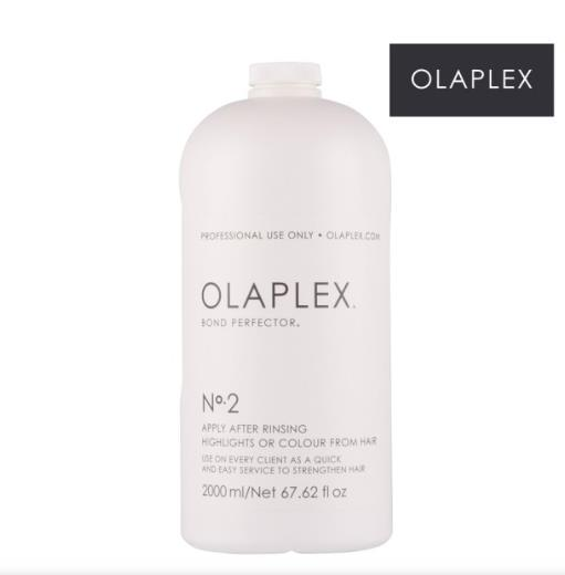 Olaplex No2 Bond Perfector 67.62 Ounce 2000ml Authentic From Olaplex 2l
