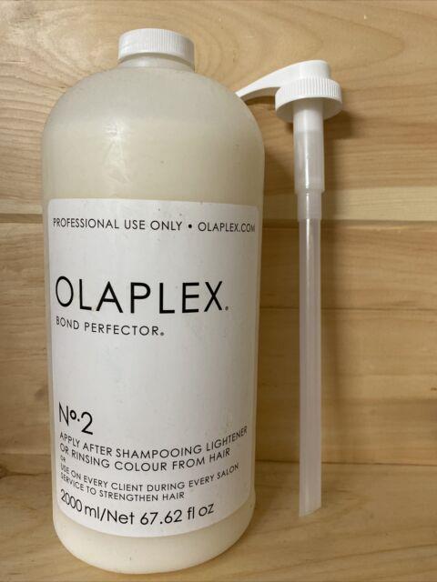 Olaplex No2 Bond Perfector 67.62 Ounce 2000ml With Pump