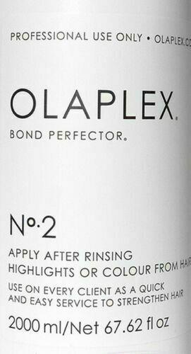 Olaplex No 2 Bond Perfector 67.62 Oz 2000ml Authentic New