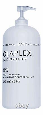Olaplex No. 2 Bond Perfector 67.6 oz 2000 ml. Hair & Scalp Treatment