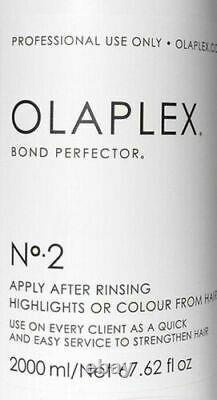 Olaplex No. 2 Bond Perfector 67.6oz. NEW IN BOX FACTORY SEALED