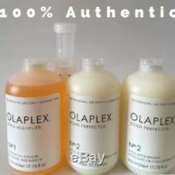 Olaplex Salon Intro Kit. Sealed Fresh