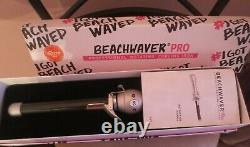 Original BEACHWAVER PRO S SALON Hair Styling ROTATING CURLING IRON Beach Waver