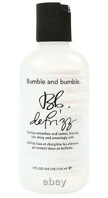 Original Bumble and bumble Bb Defrizz (4.0 oz.) RARE Discontinued Brand New