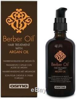 Osmo BERBER OIL Hair Repair & Hydrate Treatment With Argan Oil 100ml