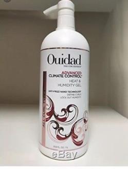 Ouidad Advanced Climate Control Heat & Humidity Gel 33.8 oz