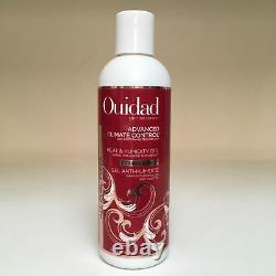 Ouidad Advanced Climate Control Heat & Humidity Gel Stronger Hold 8.5oz Sealed
