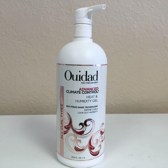 Ouidad Advanced Climate Control Heat And Humidity Gel 33.8 Oz 1l -free Shipping