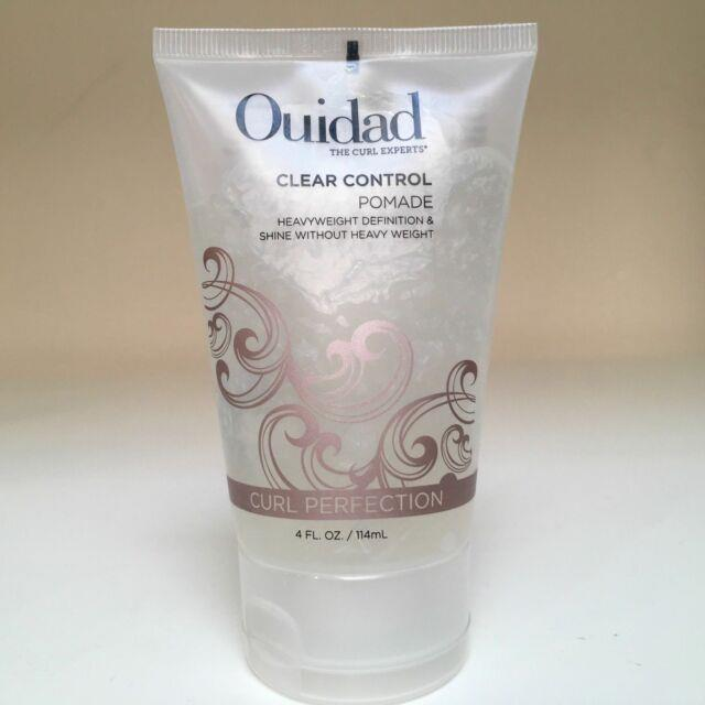 Ouidad Clear Control Pomade 4 Oz / 114 Ml Styling Pomade