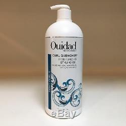 Ouidad Curl Quencher Moisturizing Styling Gel 33.8 oz NEW