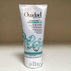 Ouidad VitalCurl+ Define & Shine Styling Gel-Cream 6 oz NEW & SEALED