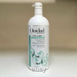 Ouidad Vitalcurl+ Tress Effects Styling Gel 33.8 oz new fresh