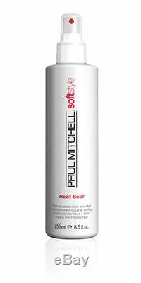 PAUL MITCHELL Softstyle Heat Seal Thermal protection and style 250ml / 8.5fl. Oz