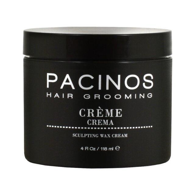 Pacinos Hair Grooming Crème Crema 4oz Withfree Nail File