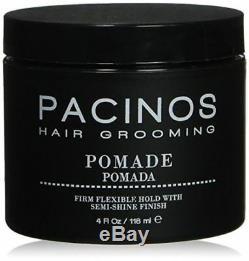 Pacinos Hair Grooming Pomade 4 fl oz / 118ml 1, pack, 2pack, 3pack, 6pack, 12 pack