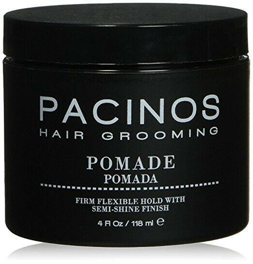 Pacinos Hair Grooming Pomade 4 Fl Oz / 118ml Free Shipping