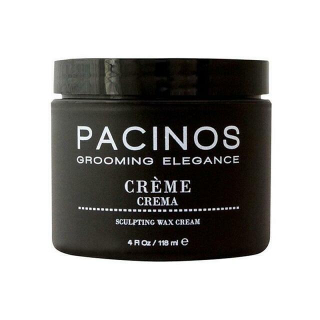 Pacinos Hair Grooming Sculpting Wax Cream Creme 4 Oz