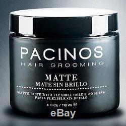 Pacinos Matte 4 Ounce New