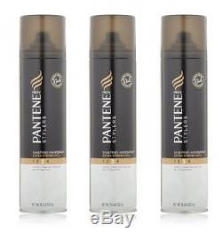 Pantene Pro-V Stylers Shaping Extra Strong Hold Hair Spray 11.5 Ounce Pack of 3