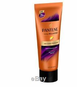 Pantene Pro-V Truly Relaxed Hair Oil Creme Moisturizer, 8.7 fl oz