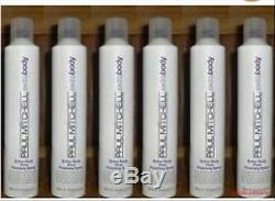 Paul Mitchell Extra-Body Firm Finishing Spray Hair Spray, 11 oz (Pack of 6)