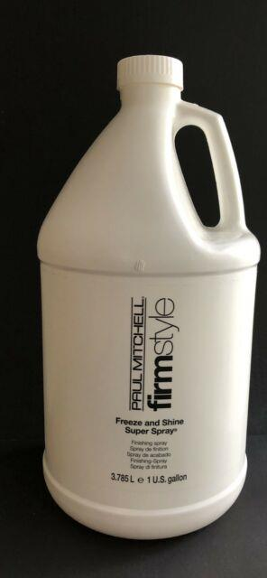 Paul Mitchell Firm Style Freeze And Shine Super Spray Gallon