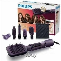 Philips NEW ProCare AirStyler HP8656/00 Loinc 5 Stylings Attachments Hair Dryer