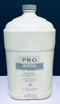 Pro Aveda Styling Curessence Hair Renewal For Strength & Control 1 Gallon
