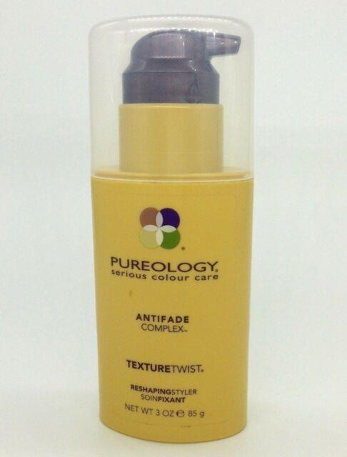Pureology Antifade Texture Twist 3oz. New