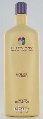 Pureology SafeGuard YourColour Spray Gel 33.8oz