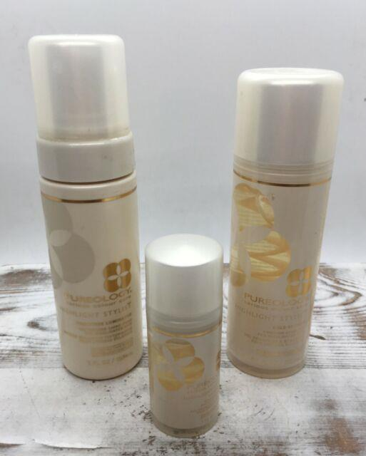 Pureology Serious Color Hair Bodifying Luminator & Gold Definer Product