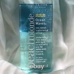 Rare! ORIGINAL FORMULA John Frieda beach blonde OCEAN WAVES Sea Spray