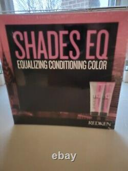 Redken Shades EQ Color Stylist Hair Color Swatch Book, Sealed, Newest Edition