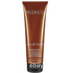 Redken Smooth Down Butter Treat Smoothing Treatment 8.5 oz
