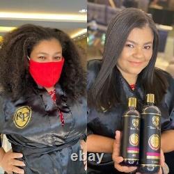 Robson Peluquero Black Love Lissage Brésilien Sans Formol Soin Cheveux 200ml+100