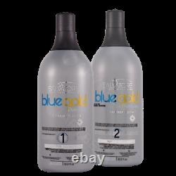 SALVATORE PREMIUM HAARSTRAIGHTENER 2L (Shampoo und Keratin)