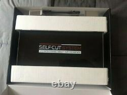 SELF-CUT SYSTEM 2.0 Black Lambo 3-Way Mirror Used Without Lights