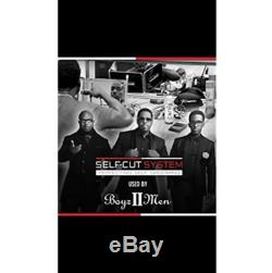 SELF-CUT SYSTEM Mirrors & Magnifiers Perfecting Self Grooming Black Lambo. Si