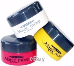 SUPREMO Magic Move Hair Wax Miniature Kit (0.17oz x 3) x 10 kits US Seller