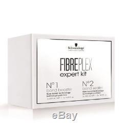 Schwarzkopf Fibreplex Expert Kit (1x Booster 500ml, 2x Sealer 500ml) Set Pflege