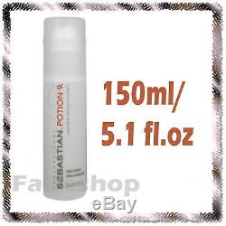 Sebastian Potion 9 Wearable Hair Treatment Flexible Style Strength Shine 150ml