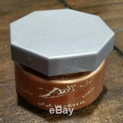 Sebastian Xtah Crude Clay 4.4 oz 125g hair modeler pomade hair dressing matte