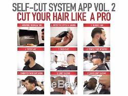 Self Cut System 3.0 Mirror Break Resistant with Tutorial App