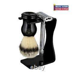 Suavecito Premium Blends Shave Mug WHITE. CANADA FREE SHIP