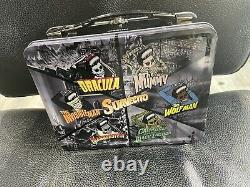 Suavecito x Universal Monsters Pomade Collectible Lunchbox Kit Limited
