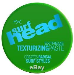 Surf Head Extreme Hair Styling Tool Straight Products Texturizing Wax Paste 4 Oz